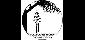 Logo Collège des Jeunes Orthopédistes