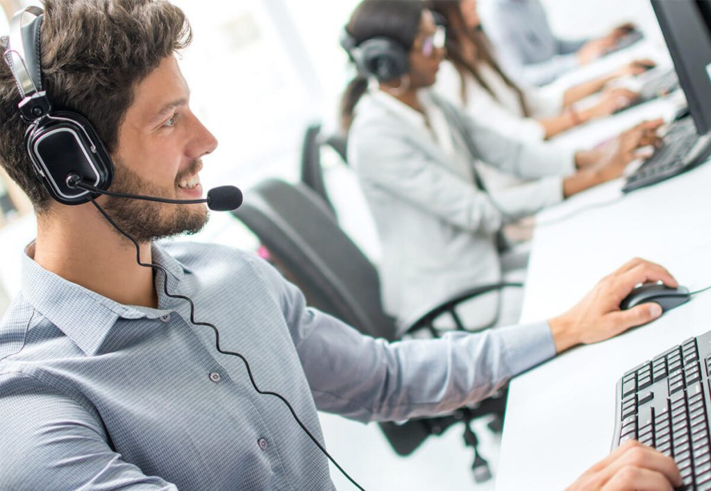 Branchet centre d'appel hotline