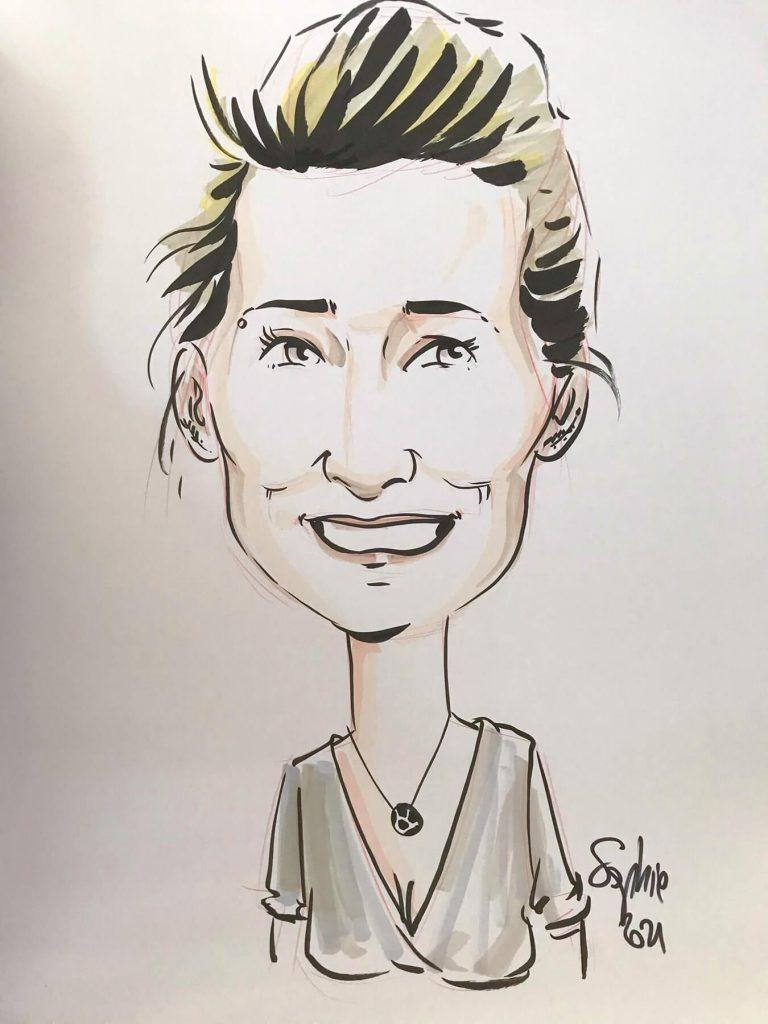 Portrait Charline
